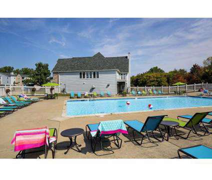 2 Beds - Central Park Apartments at 5205 Madison Avenue in Okemos MI is a Apartment