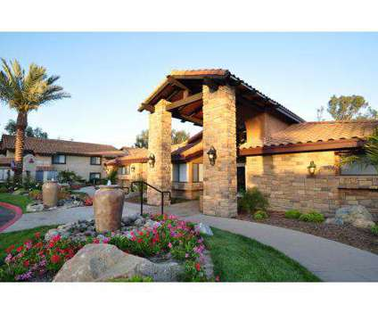 1 Bed - Shadowridge Country Club Villas at 1617 Live Oak Rd in Vista CA is a Apartment