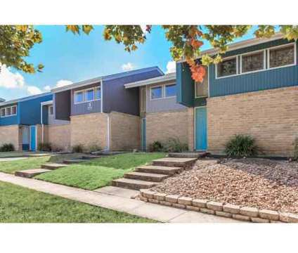 1 Bed - Brooks Village Townhomes at 7200 S Presa St in San Antonio TX is a Apartment