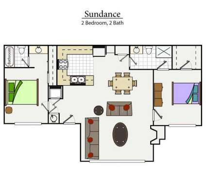 2 Beds - Sundance Apartments at 60 Rotary Way in Vallejo CA is a Apartment