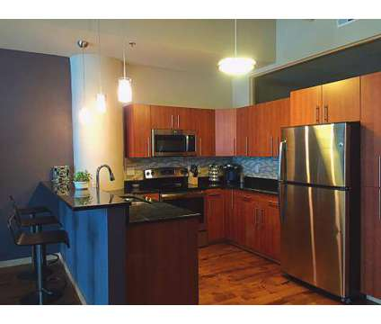 1 Bed - Bridgeview at South Water Works at 235 E Pittsburgh Avenue in Milwaukee WI is a Apartment