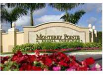 1 Bed - Monterey Pointe