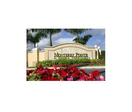 1 Bed - Monterey Pointe at 1400 E Mowry Dr in Homestead FL is a Apartment