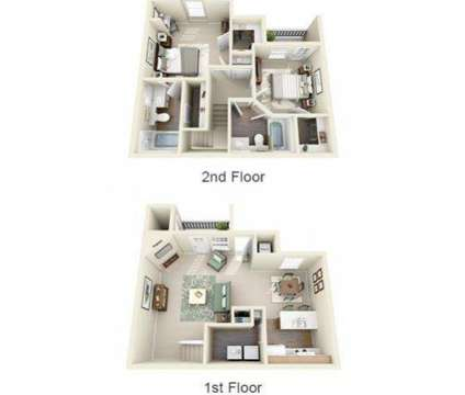2 Beds - Fairlane Meadow Apartments and Townhomes at 4900 Heather Dr in Dearborn MI is a Apartment