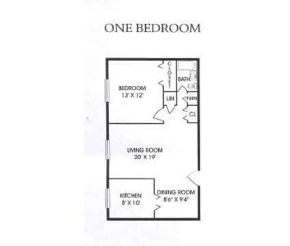 1 Bed - Fairmount Circle at 2645 University Blvd in University Heights OH is a Apartment