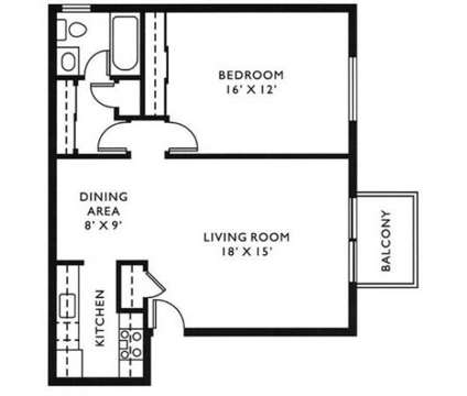 1 Bed - The Glenbrook At Rocky Hill at 100 Robinson Rd in Rocky Hill CT is a Apartment
