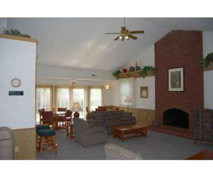 2 Beds - Foxwood Apartments & The Hermitage Townhomes at 4805 Fox Valley Dr in Portage MI is a Apartment