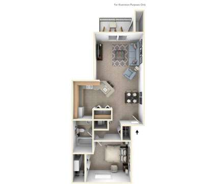 1 Bed - The Crossings Apartments at 1414 Eastport Dr Se in Grand Rapids MI is a Apartment