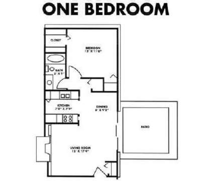 1 Bed - Thousand Oaks at 10405 West 70th Terrace in Shawnee KS is a Apartment