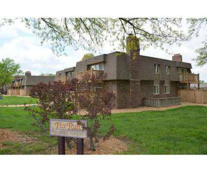 1 Bed - Fox Run at 7650 Goddard in Shawnee KS is a Apartment