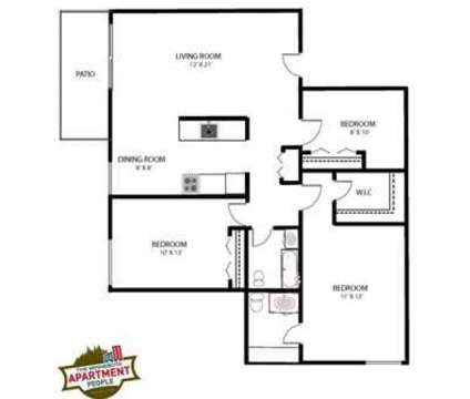 3 Beds - At The Lake at 2500 Nathan Ln N in Plymouth MN is a Apartment