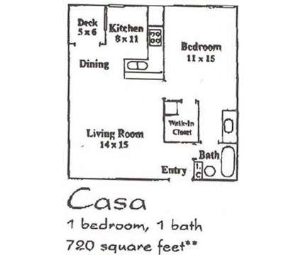 1 Bed - Chateau Spring Hill at 4341 Spring St in La Mesa CA is a Apartment