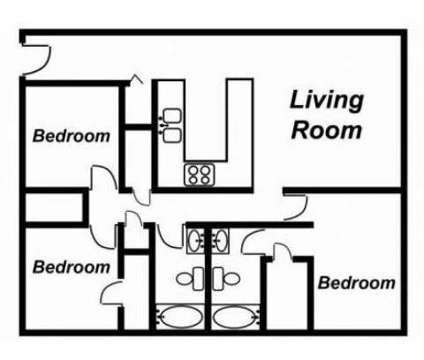 3 Beds - My Apartment Place at 421 East Grand River Ave in East Lansing MI is a Apartment