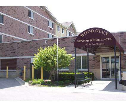 1 Bed - Wood Glen Senior Residences at 199 West North Ave in West Chicago IL is a Apartment