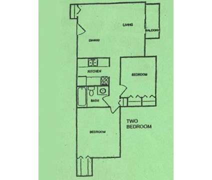 2 Beds - Cross Creek Garden Apartments at 4298 Rocky River Dr in Cleveland OH is a Apartment