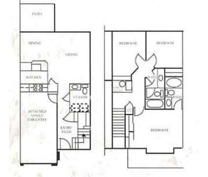 3 Beds - Arcadia Green at 4545 South 900 East in Murray UT is a Apartment