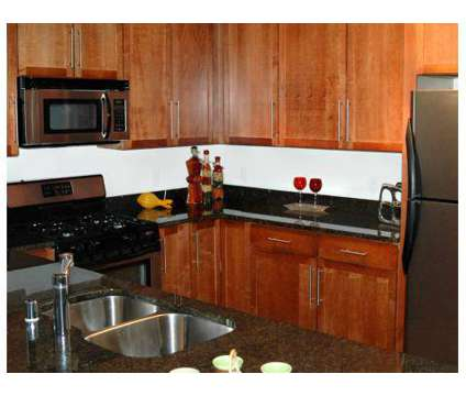 1 Bed - City Green Apartments at 1100 N Cass St in Milwaukee WI is a Apartment