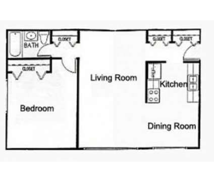 1 Bed - Chili Garden Apartments at 2660 Chili Ave in Rochester NY is a Apartment