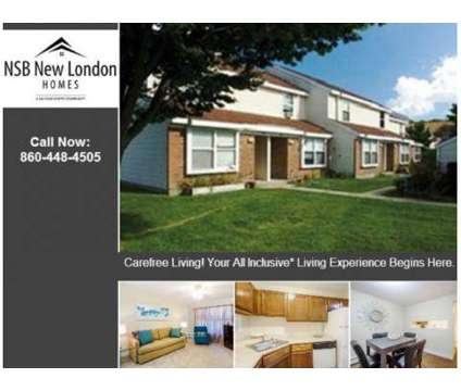 2 Beds - Trident Park Townhomes at 66 Ohio Avenue in Groton CT is a Apartment