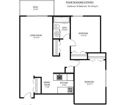 2 Beds - Four Seasons Estates at 9700 37th Place North in Plymouth MN is a Apartment