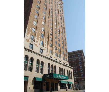 2 Beds - Historic Stolp Island Apartments - Leland Tower at 7 South Stolp Ave in Aurora IL is a Apartment