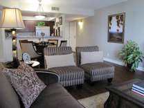 1 Bed - Park Regency Apartments