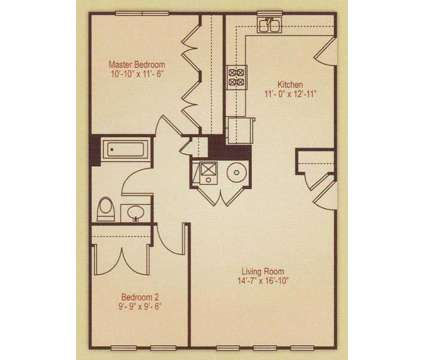 2 Beds - Humboldt Ridge at 1816 N St Louis in Chicago IL is a Apartment
