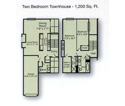 2 Beds - Grandridge at 5439 North 100 Plaza in Omaha NE is a Apartment