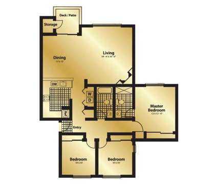 3 Beds - Cedar Heights at 13215 Ne 123rd St in Kirkland WA is a Apartment