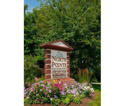 1 Bed - North Pointe Commons Apartment Homes at 100 Park Plaza Dr in Pittsburgh PA is a Apartment