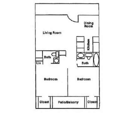 2 Beds - Grande Bay at 2909 Gulf To Bay Blvd in Clearwater FL is a Apartment