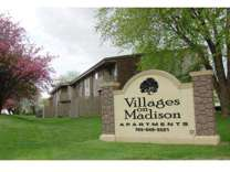 1 Bed - Villages on Madison Apartments & Townhomes