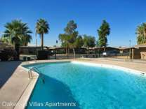 2 Beds - Oakwood Villas Apartments