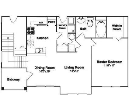1 Bed - Mallard Point (Managed by Hispanic Housing Development) at 27741 West Drake Dr in Channahon IL is a Apartment
