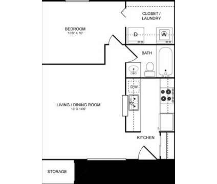 1 Bed - Tamaron Ranch at 14500 Admiralty Way in Lynnwood WA is a Apartment