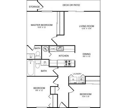3 Beds - Tamaron Ranch at 14500 Admiralty Way in Lynnwood WA is a Apartment