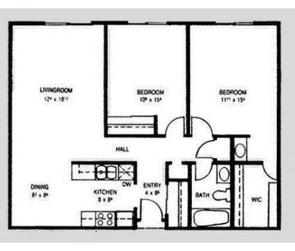 2 Beds - Colonial Heights at 2815 Tierra Dr in Lincoln NE is a Apartment