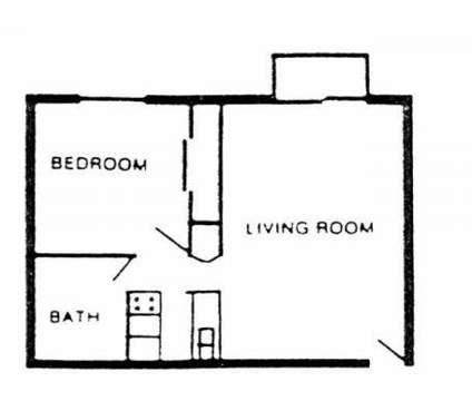 Studio - Bellevue House Apartments & Studios at 2312 Ohio Avenue in Cincinnati OH is a Apartment