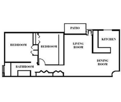 2 Beds - Brendan Court Apartments at 3817 Brendan Ln Apartment 3 in North Olmsted OH is a Apartment
