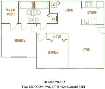 2 Beds - Mission Pointe Apartments at 12450 Biscayne Blvd in Jacksonville FL is a Apartment