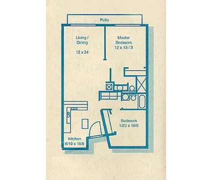 2 Beds - Crystal Cove Villas at 1801 Orange Blvd Way in Palm Harbor FL is a Apartment