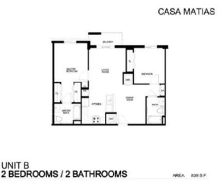 2 Beds - Casa Matias at 14340 Sw 260 St in Miami FL is a Apartment