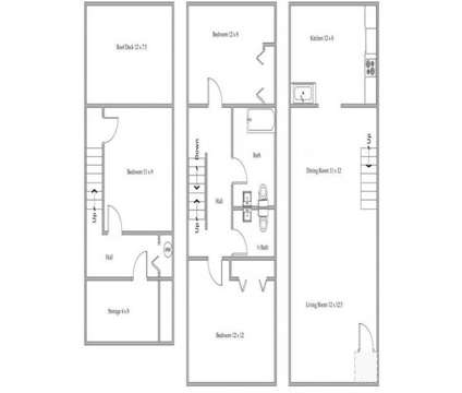 3 Beds - Sharp Leadenhall Apartments at 911 Leadenhall St in Baltimore MD is a Apartment