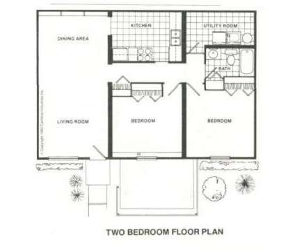 2 Beds - Hidden Pines & Meadowood Apartments at 2990 Meadowood Dr in Jackson MI is a Apartment