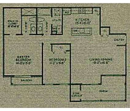2 Beds - Oxford Arms at 2100 Hana Road in Edison NJ is a Apartment