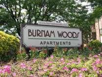 1 Bed - Burnam Woods Apartments