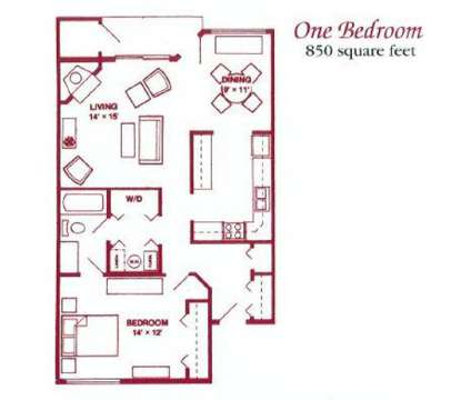 1 Bed - Tomlinson & Associates Management at Po Box 108 in Boise ID is a Apartment