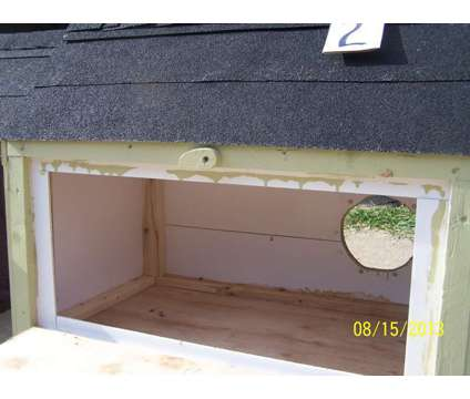 Ferel CAT HOUSEs is a in Grand Rapids MI