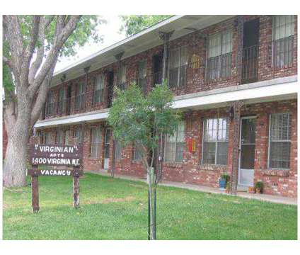 2 Beds - The Virginian Apartments at 1400 Virginia St Ne in Albuquerque NM is a Apartment