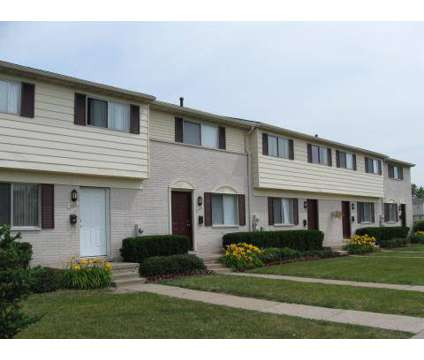 1 Bed - Auburn Village Townhomes at 60-1/2 Grantour Ct in Pontiac MI is a Apartment